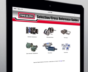 Compressor Cross Reference - Featured This Month on Totaline