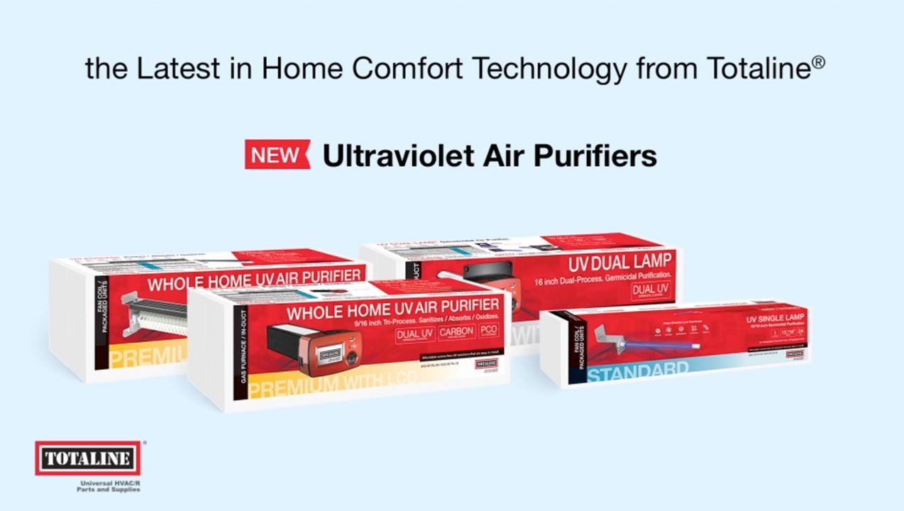 Featured Video: NEW Ultraviolet Air Purifiers | Replacement