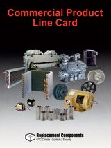 Commercial: Product Line Card