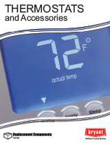 Thermostats: Bryant Thermostats & Accessories