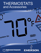 Emerson: Thermostats & Accessories