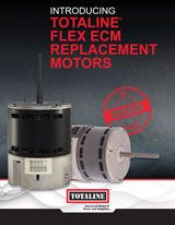 Motors: Flex ECM Replacement Motors