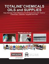 Chemicals: Totaline Chemical Catalog