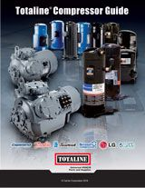 Compressors: Totaline Compressor Guide