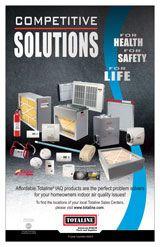 Indoor Air Quality: Competitive Solutions Poster