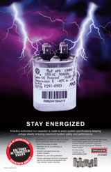 Electrical Components: Stay Energized Poster