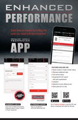 Mobile Technician App: Enhanced Performance Poster