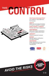 Control Boards: Take Control Poster