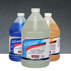 Count on Your Carrier®/Bryant® Distribution Center for Quality Chemicals at a Great Value