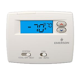 "Emerson Blue™ Series 2"" Thermostats"