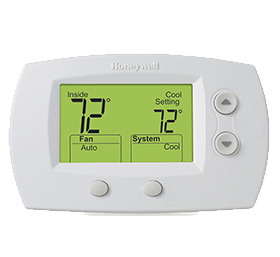 Honeywell FocusPRO® Thermostats | Replacement Components