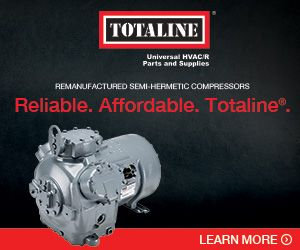 Totaline Semi-Hermetic Compressors